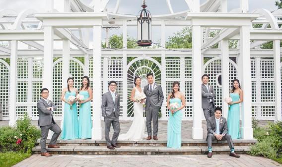 david and yurees birchwood manor wedding
