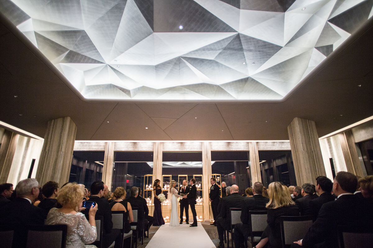 rainbow room wedding photos