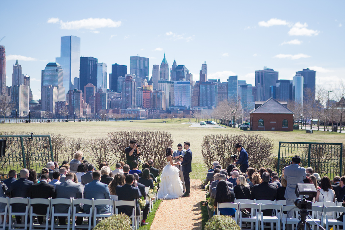 Gaby And Justin S Liberty House Wedding