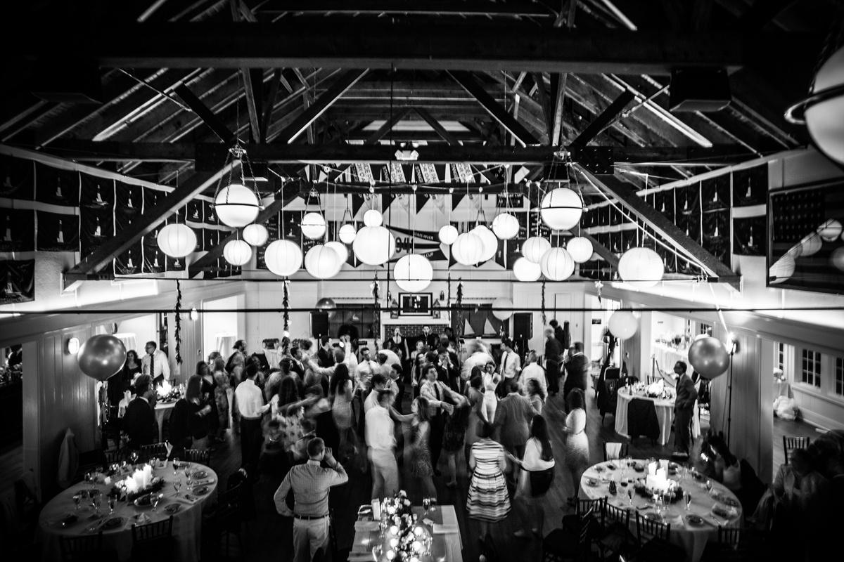 Bay Head Yacht Club Wedding