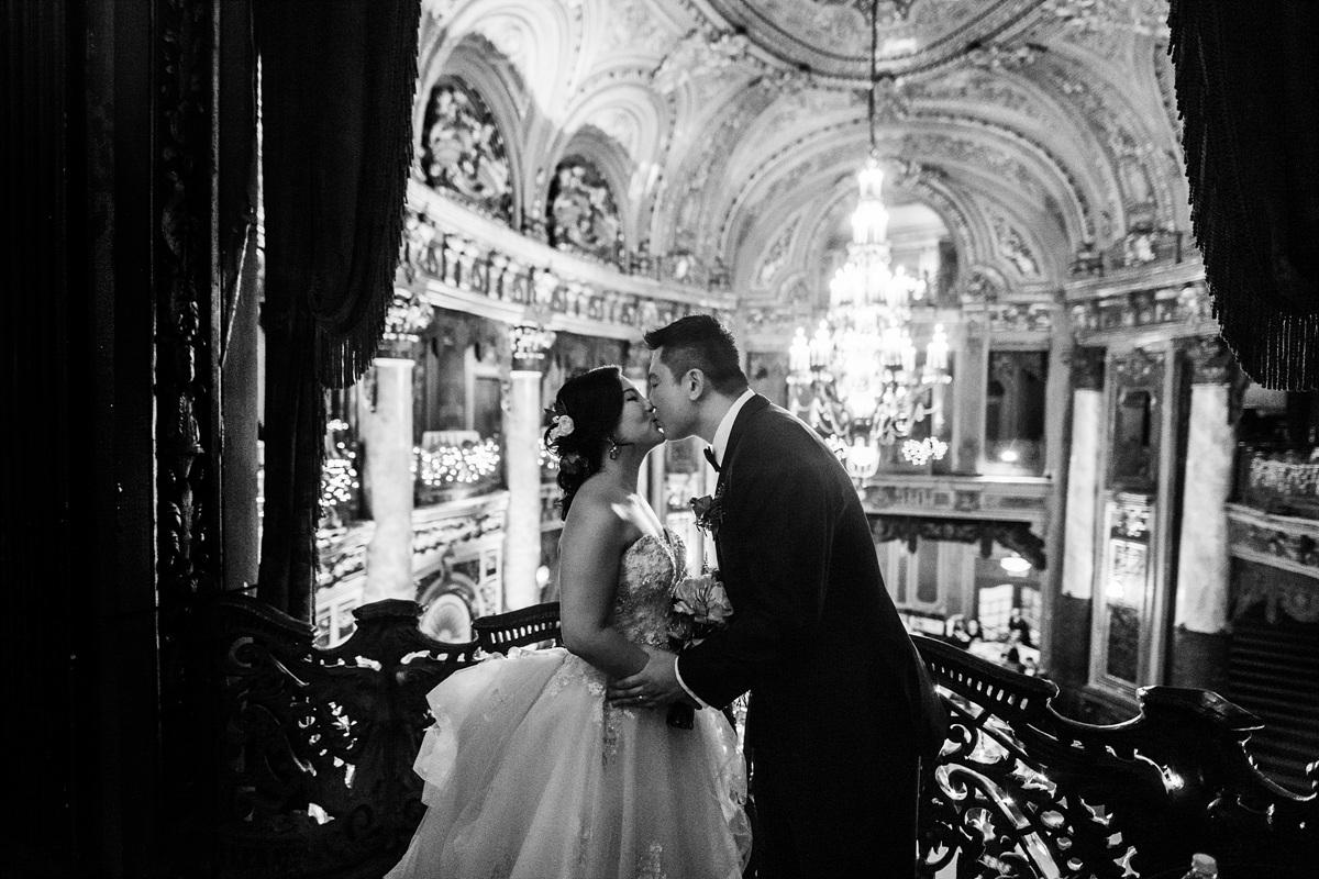 Loews Jersey Theatre Wedding