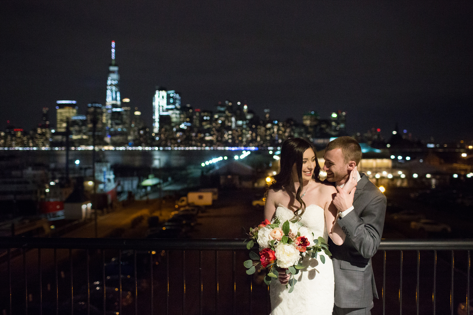 42 Maritime Parc Wedding Jersey City Nj