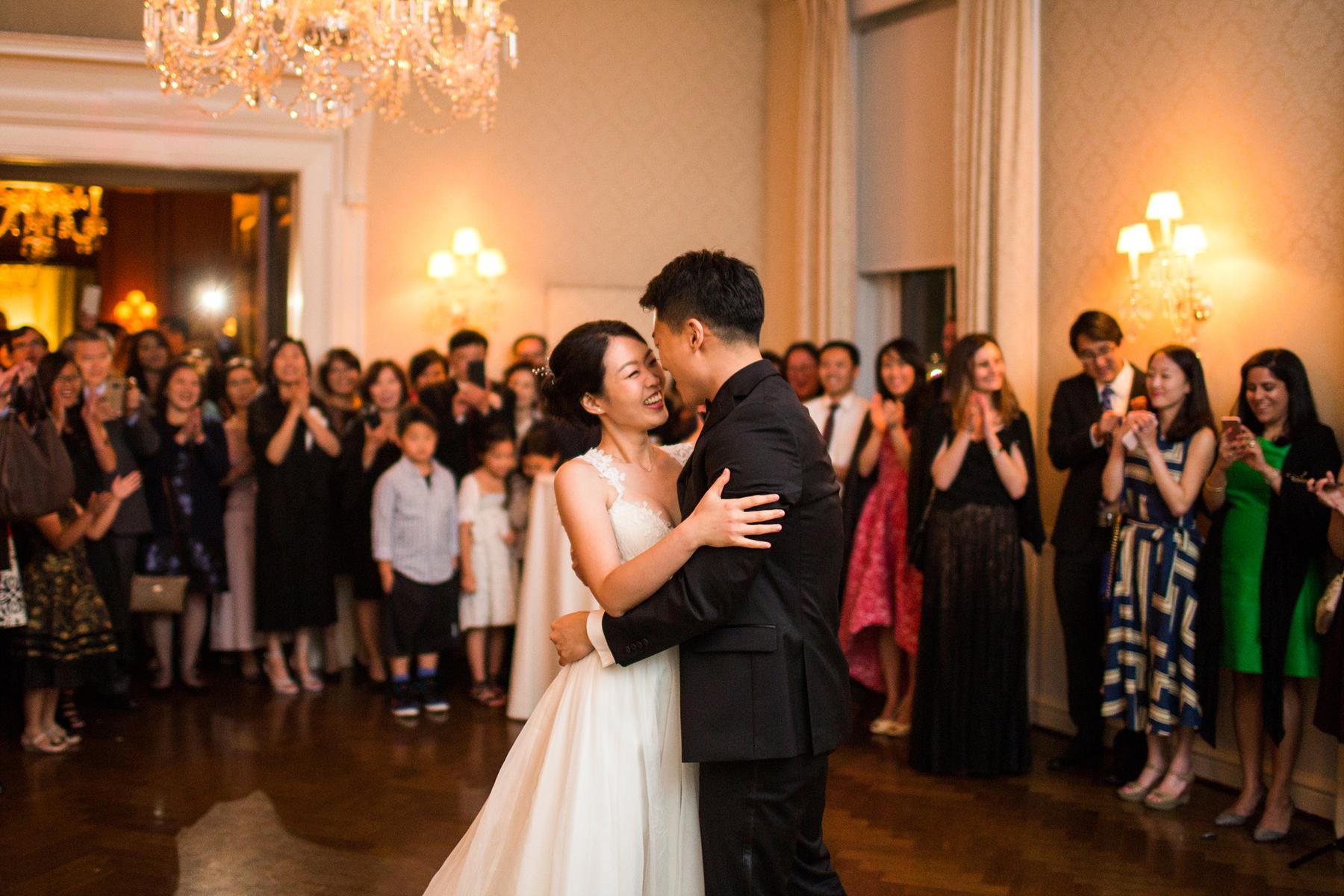 harold pratt house wedding photos